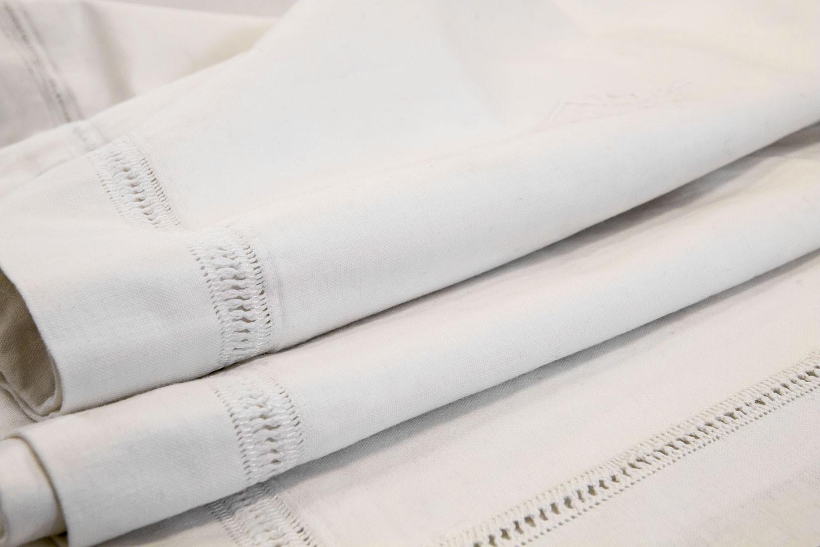 Adelaide Vintage Linen Duvet Cover