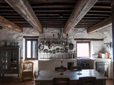 Prato Di Sotto Kitchen